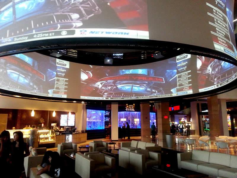 Sports Bar Projectors