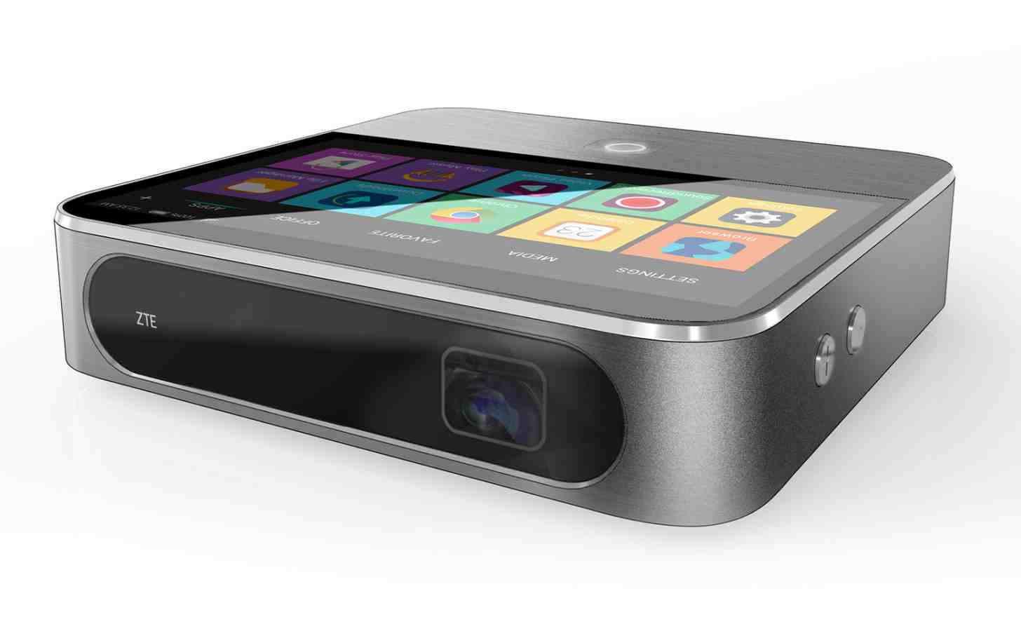ZTE SPro2 Smart Projector - Front