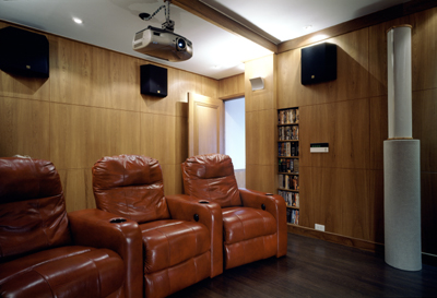 Tips For Installing A Home Theater Inside A Basement Or